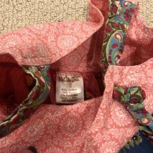 Matilda Jane Matching Sets - Matilda Jane Sparkletown Knot Dress Ruffle Pants 2